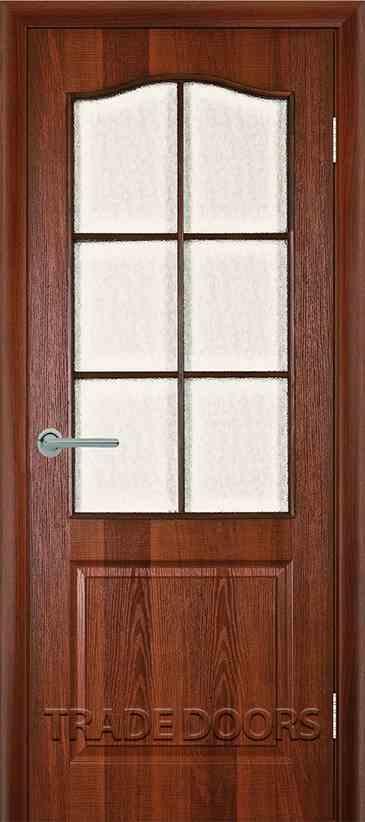 Дверь Классика ПО Орех